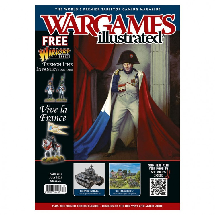 Wargames Illustrated #403