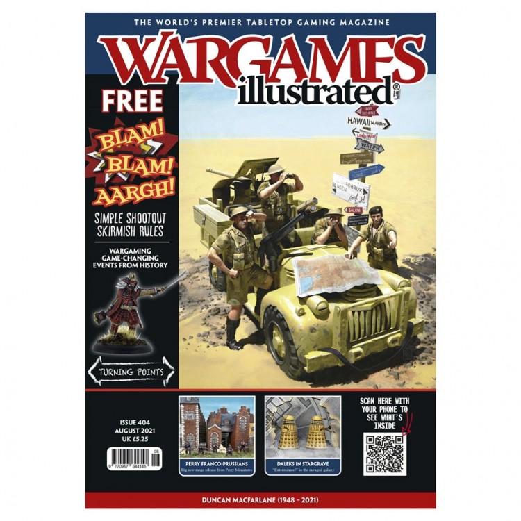 Wargames Illustrated #404