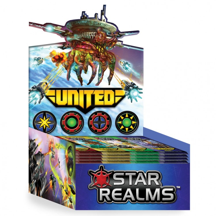 Star Realms: United DISPLAY (24)