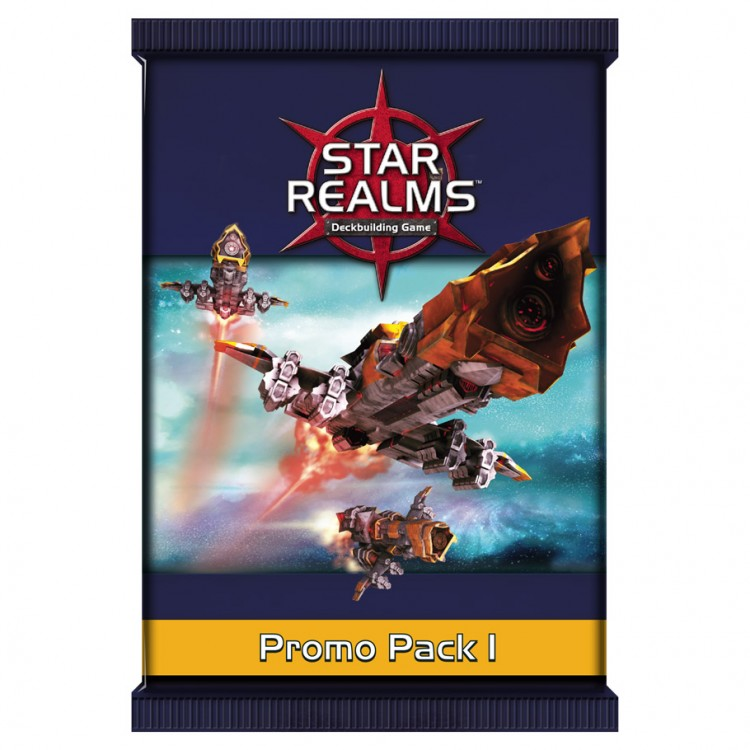 Star Realms: Promo Pack 1 DISPLAY (24)