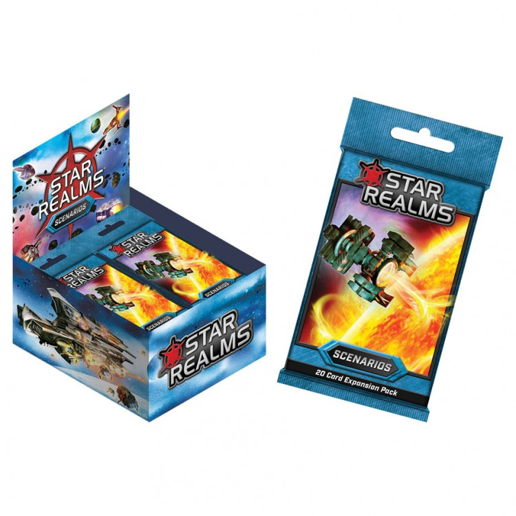 Star Realms: Scenarios DISPLAY (24)