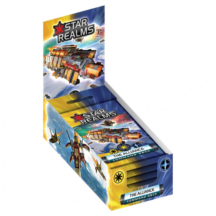 Star Realms: CD: Alliance DISPLAY (6)