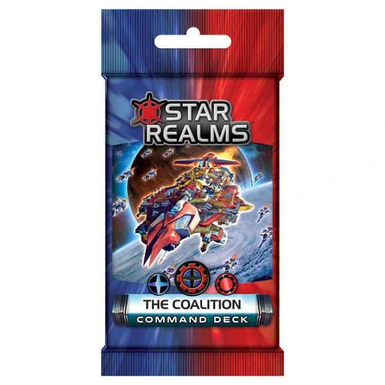 Star Realms: CD: Coalition Single