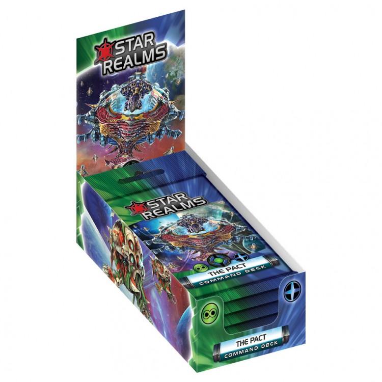 Star Realms: CD: Pact DISPLAY (6)
