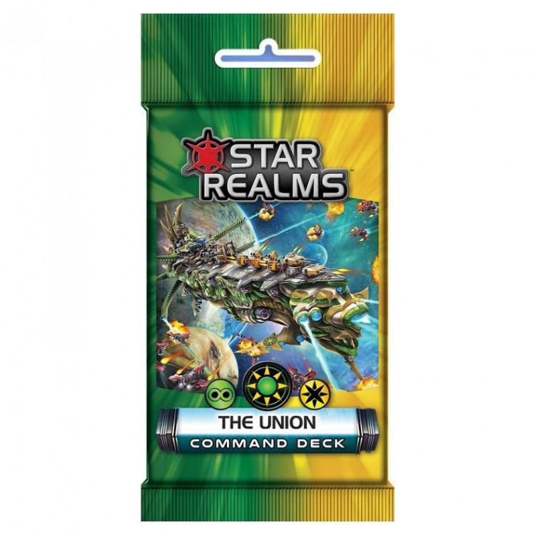 Star Realms: CD: Union Single