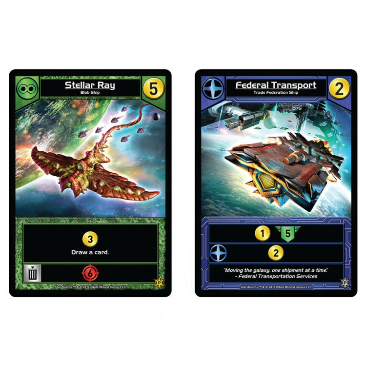 Star Realms: Season 5: Game Day Pack