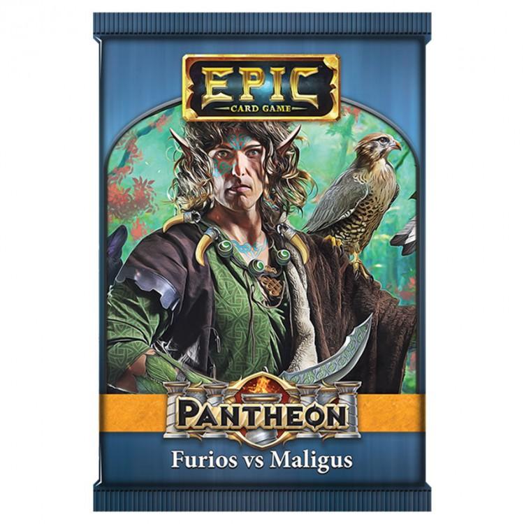 Epic: Pantheon: Furios Maligus Single