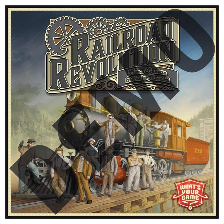 Railroad Revolution DEMO