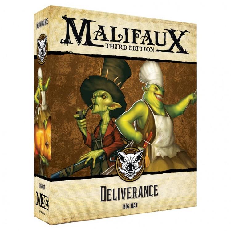 Bayou: Deliverance