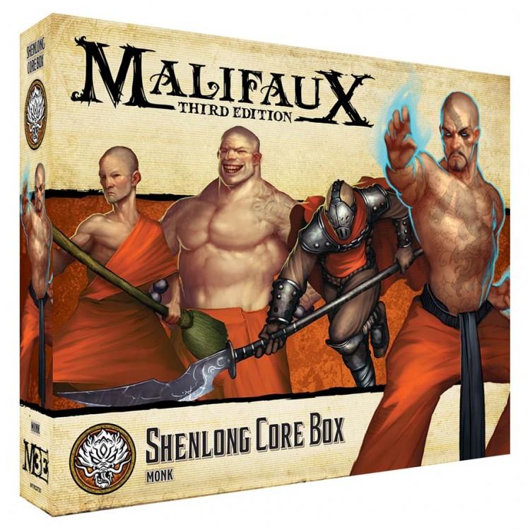 Ten Thunders: Shenlong Core Box