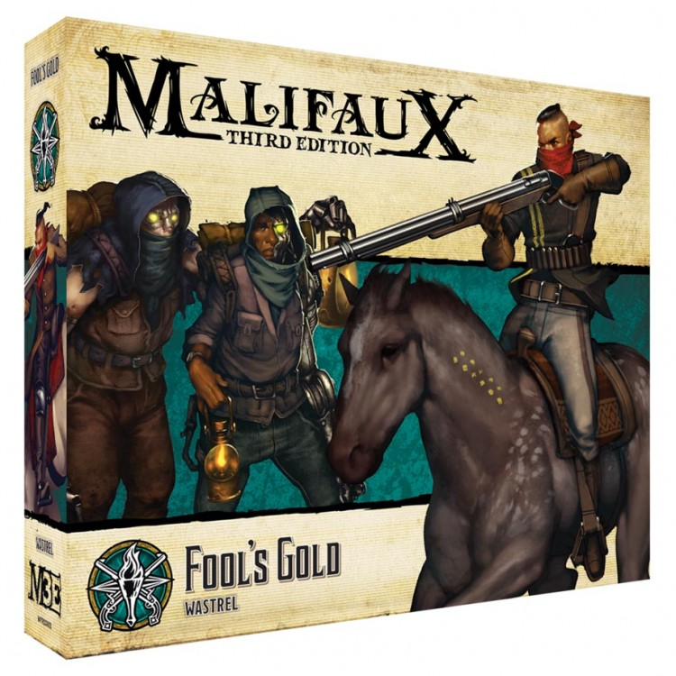 Explorer's Society: Fool's Gold