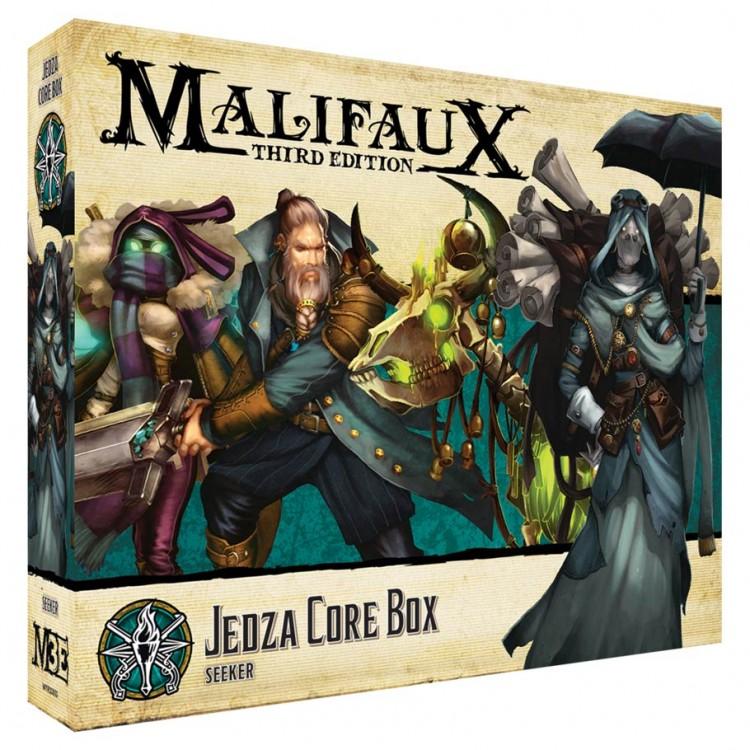Explorer's Society: Jedza Core Box