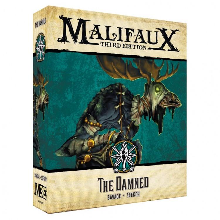 Explorer's Society: The Damned