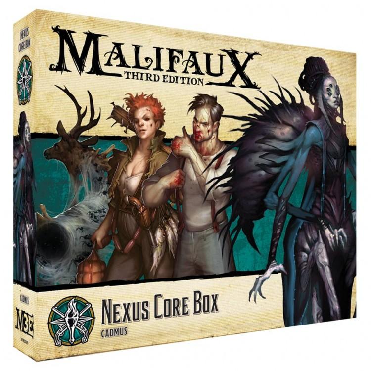 Explorer's Society: Nexus Core Box