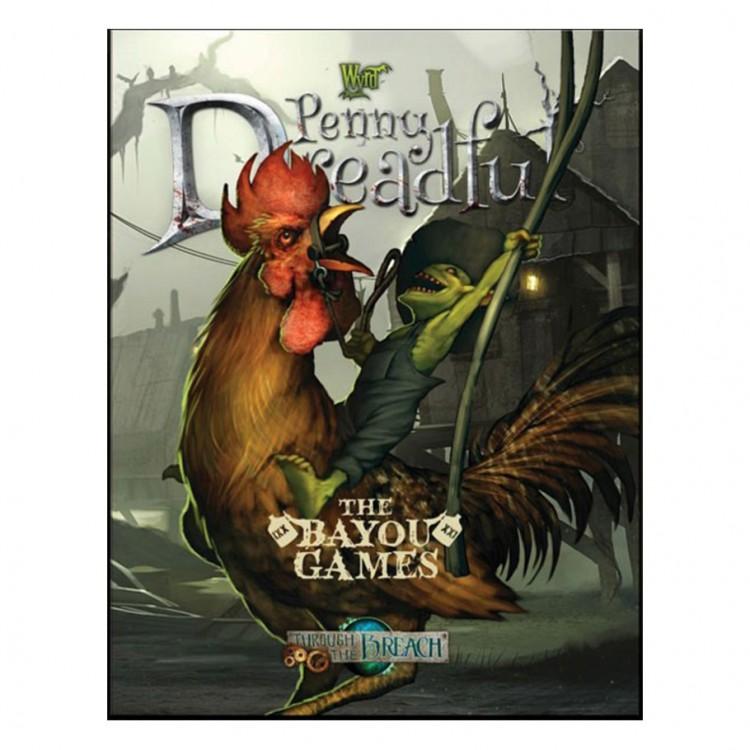 Through the Breach: PD: Bayou Games
