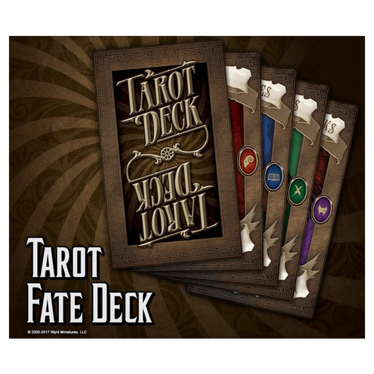 Through the Breach: Tarot Deck