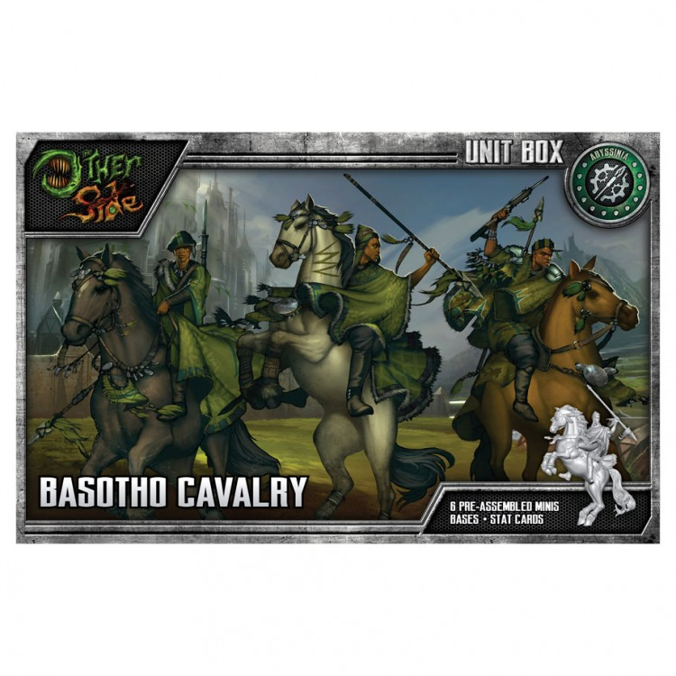 TOS: Abyssinia: Basotho Cavalry