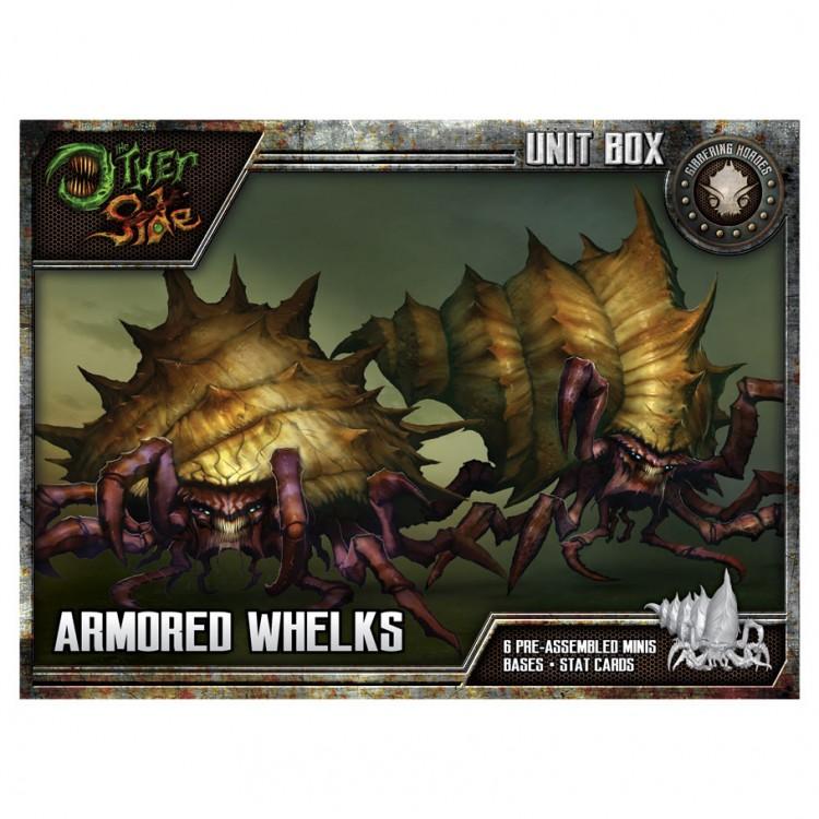 TOS: Gibbering Hordes: Armored Whelks