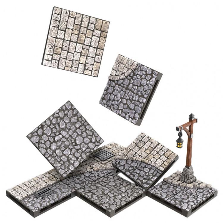 WarLock Tiles:Town & Village:Town Square