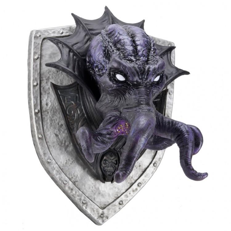 D&D: Mind Flayer Trophy Plaque