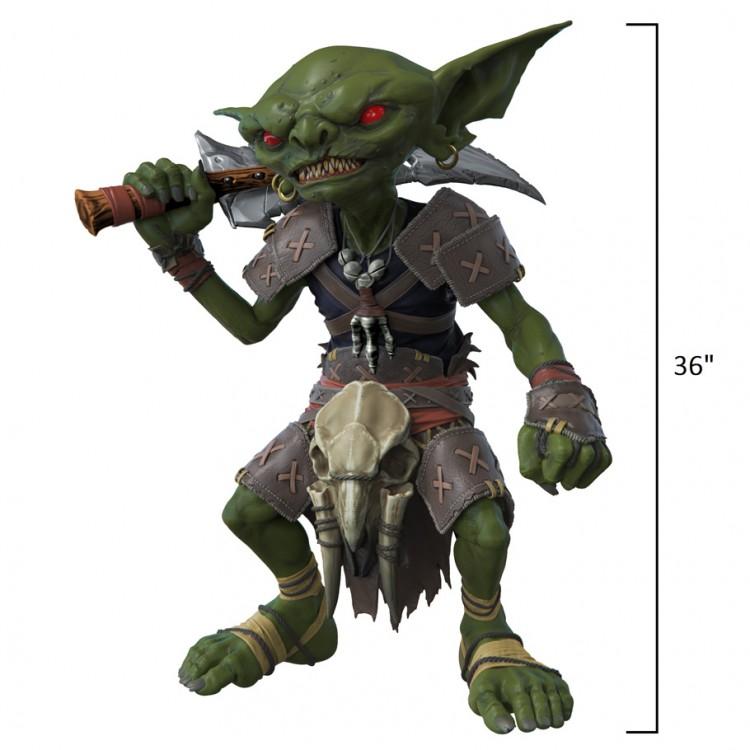 PF Foam Replica: Life-Sized Goblin