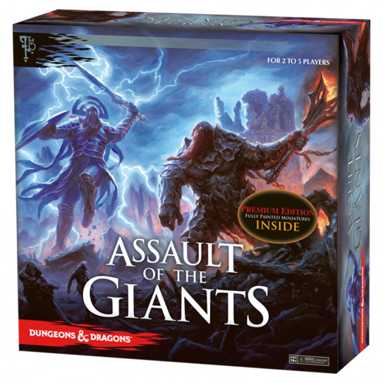 D&D: Assault of the Giants Premium Ed