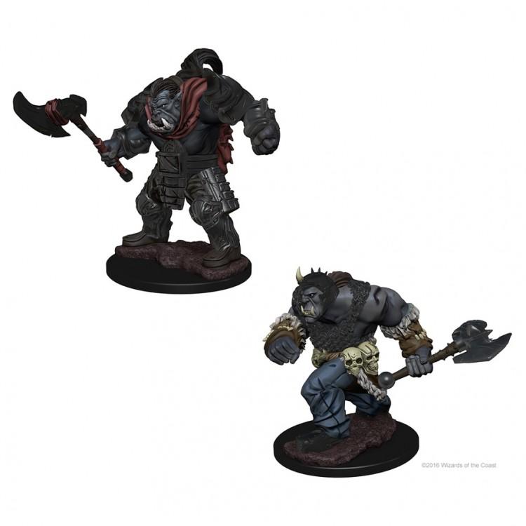 D&D NMU: Orcs W1
