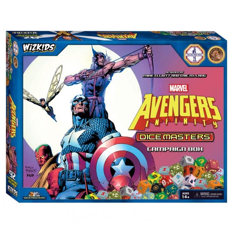 DM: MVL: Avengers Infinity Campaign Box