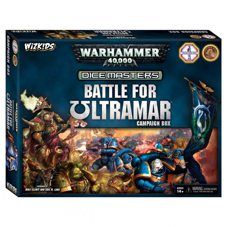 DM: 40K: Battle Ultramar Campaign Box