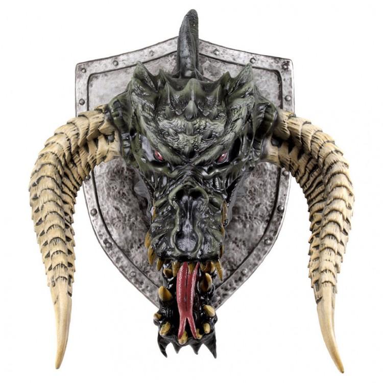 D&D: Black Dragon Trophy Plaque