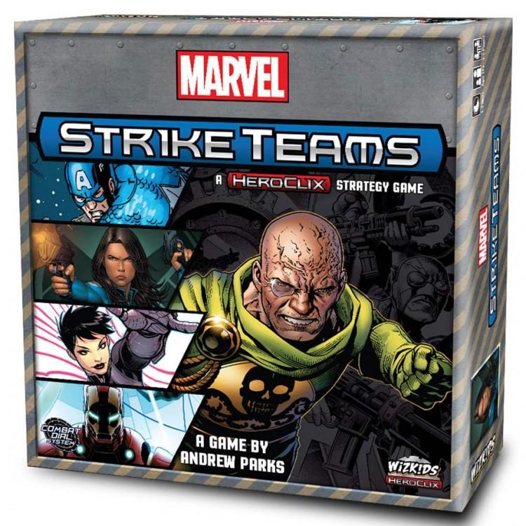Marvel Strike Teams: Strategy Game