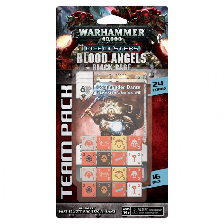 DM: 40K: Blood Angels Team Pack