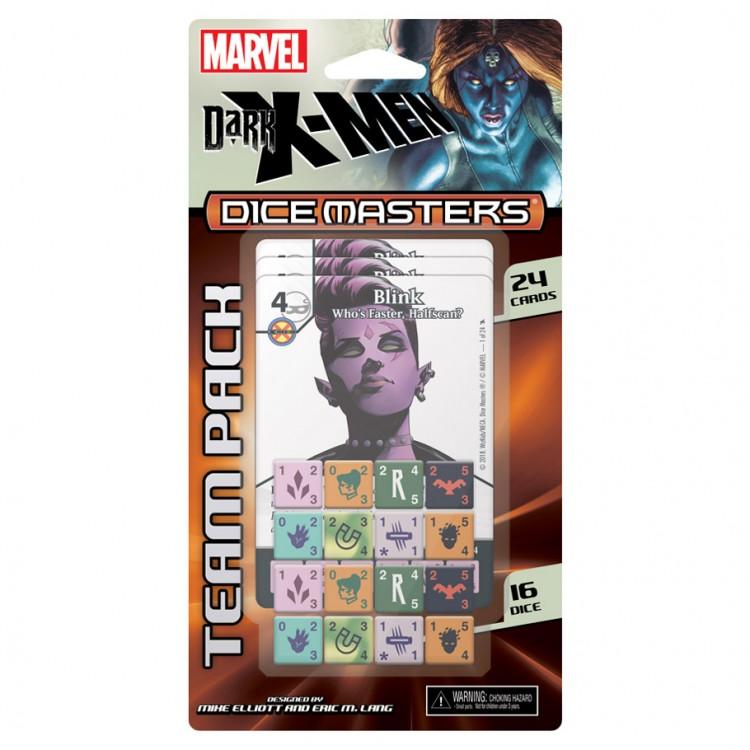 DM: MVL: Dark X-Men Team Pack