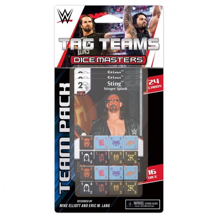 DM: WWE: Tag Teams Team Pack