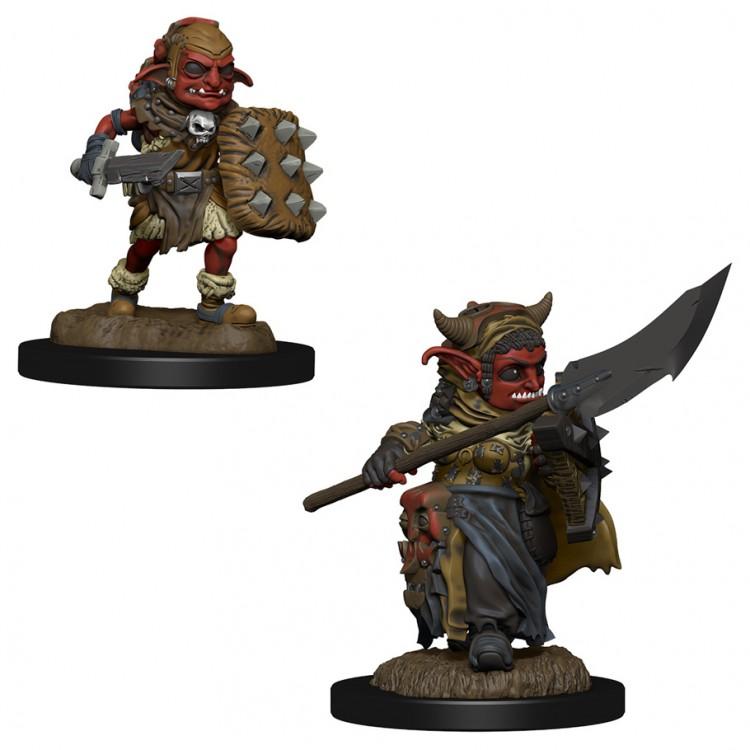 Wardlings: Goblin (Male & Female)