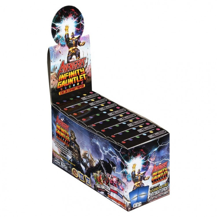 Dice Masters: Marvel: Avengers Display