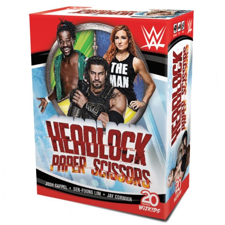 WWE: Headlock, Paper, Scissors