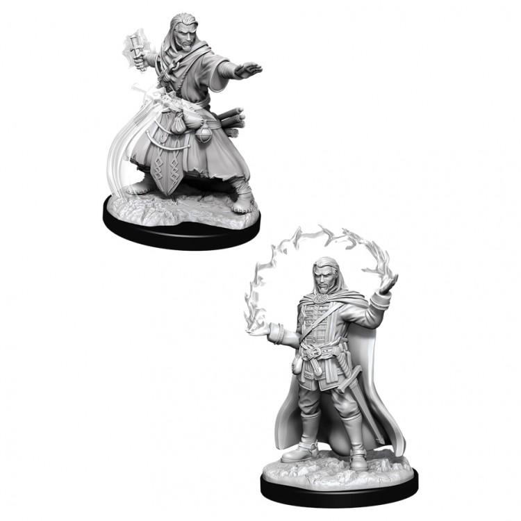 D&D: NMU: Male Human Wizard W11