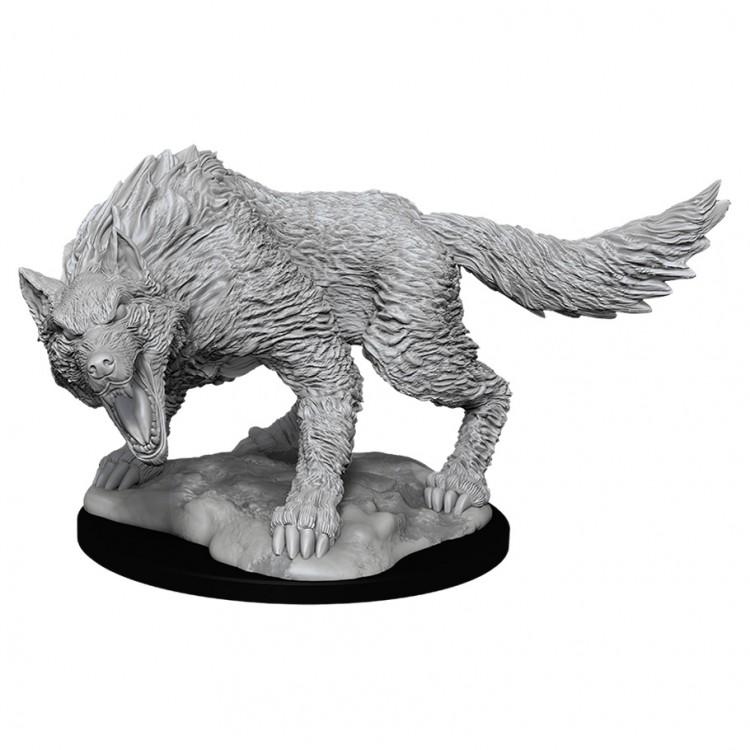 D&D: NMU: Winter Wolf W11