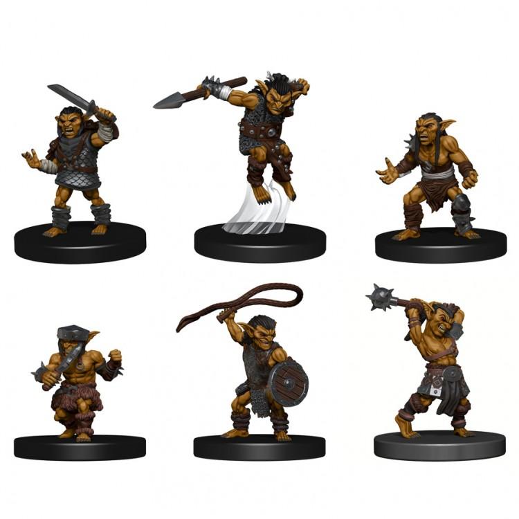 D&D: IR: Goblin Warband