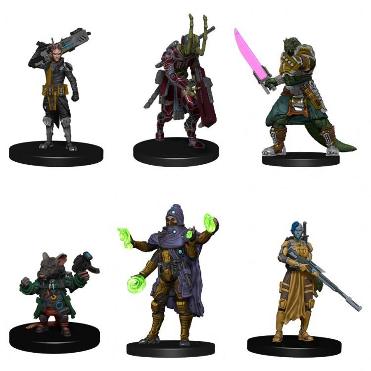 SFBM: Starter Pack: Heroes Pack