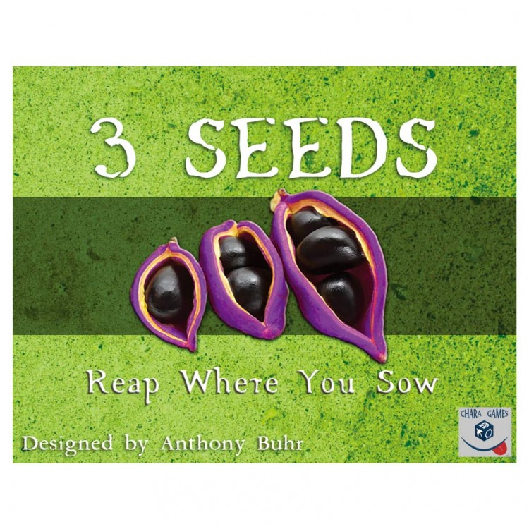 3 Seeds: Reap Where You Sow