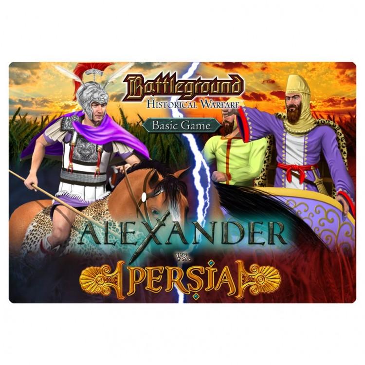 BG: Alexander vs Persia Basic Game