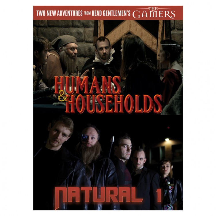 The Gamers: H&H/Natural One DVD