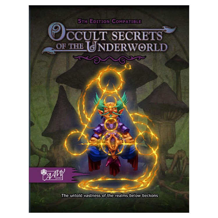 5E: Occult Secrets of the Underworld