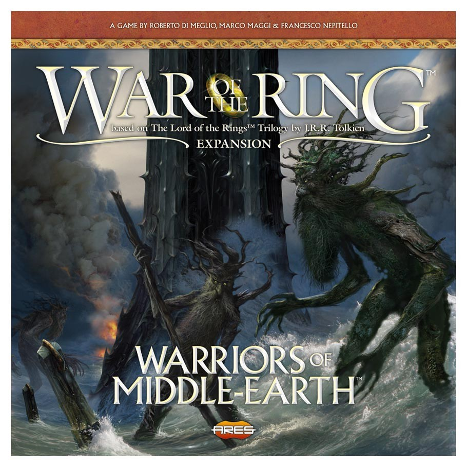 Warriors Book Series Games: LotR: WOTR: Warriors Of Middle-Earth