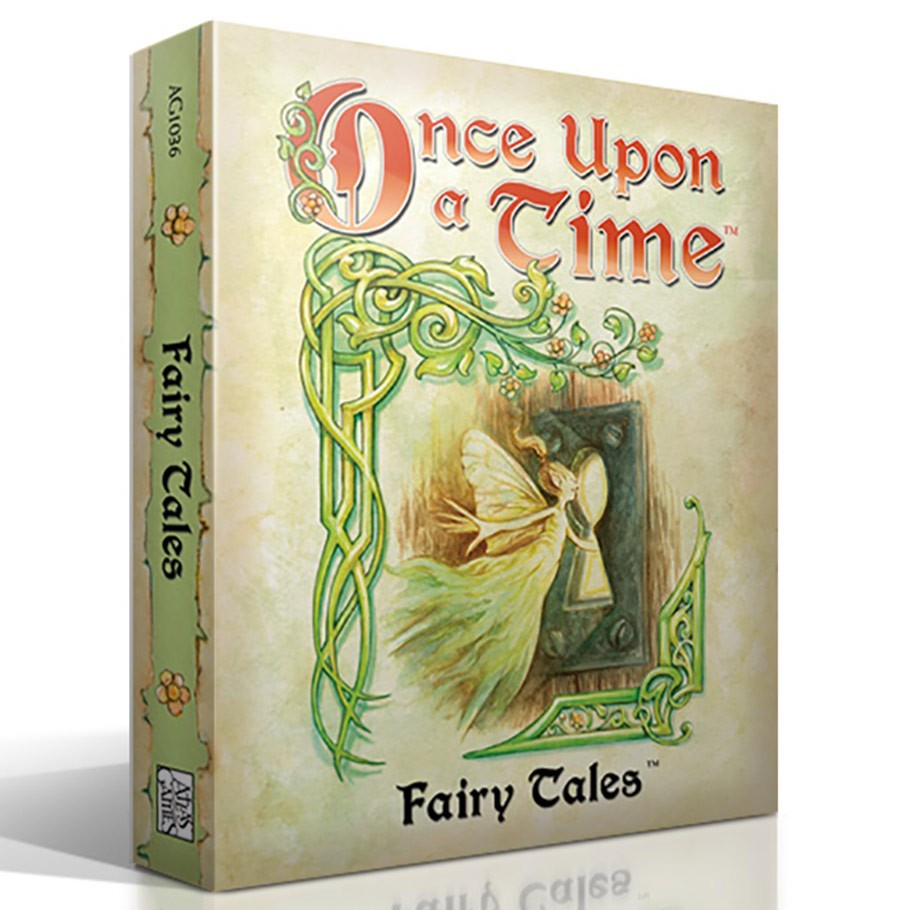 Once Upon A Time: Fairy Tales Fairy Tale Book Once Upon A Time