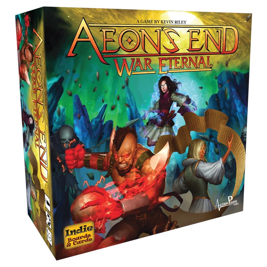 Image result for Aeon's End: War Eternal