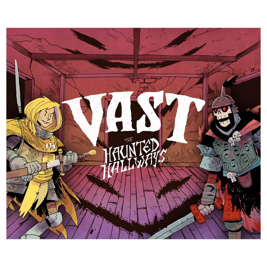 Vast: The Haunted Hallways