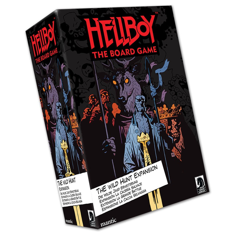Hellboy: The Wild Hunt Expansion